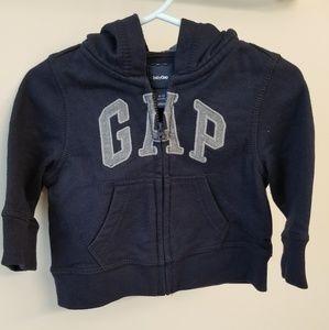 Boys Baby Gap hoodie
